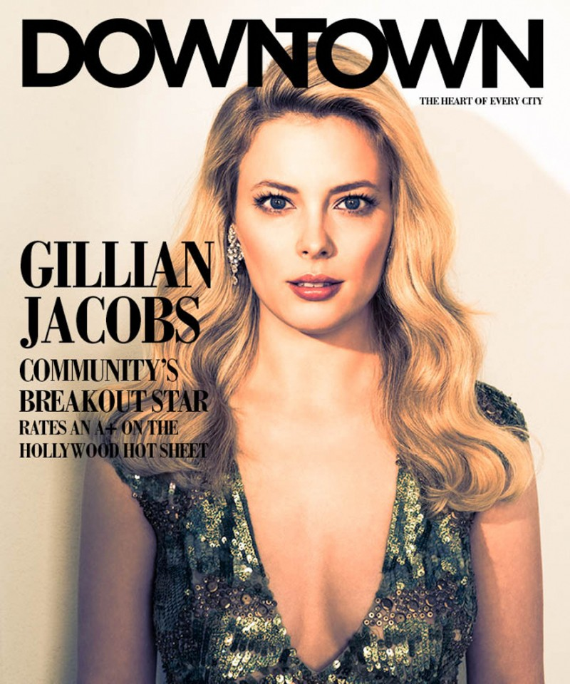 Gillian Jacobs Downtown Mag Cover web lowres