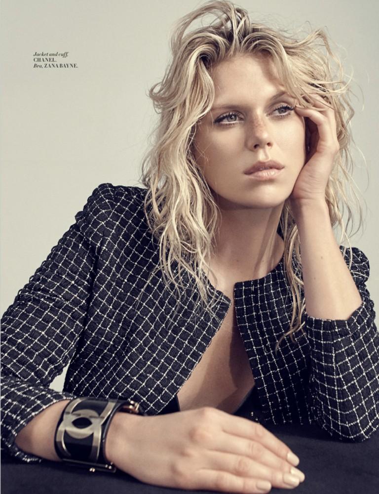 L'Officiel_Cover-Alexandta_Richards_1