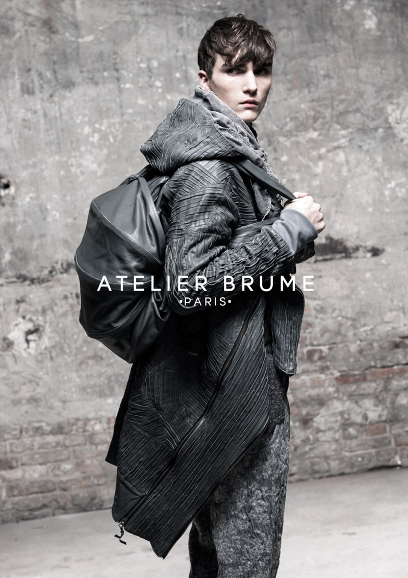 LOOKBOOK ATELIER BRUME PARIS -1
