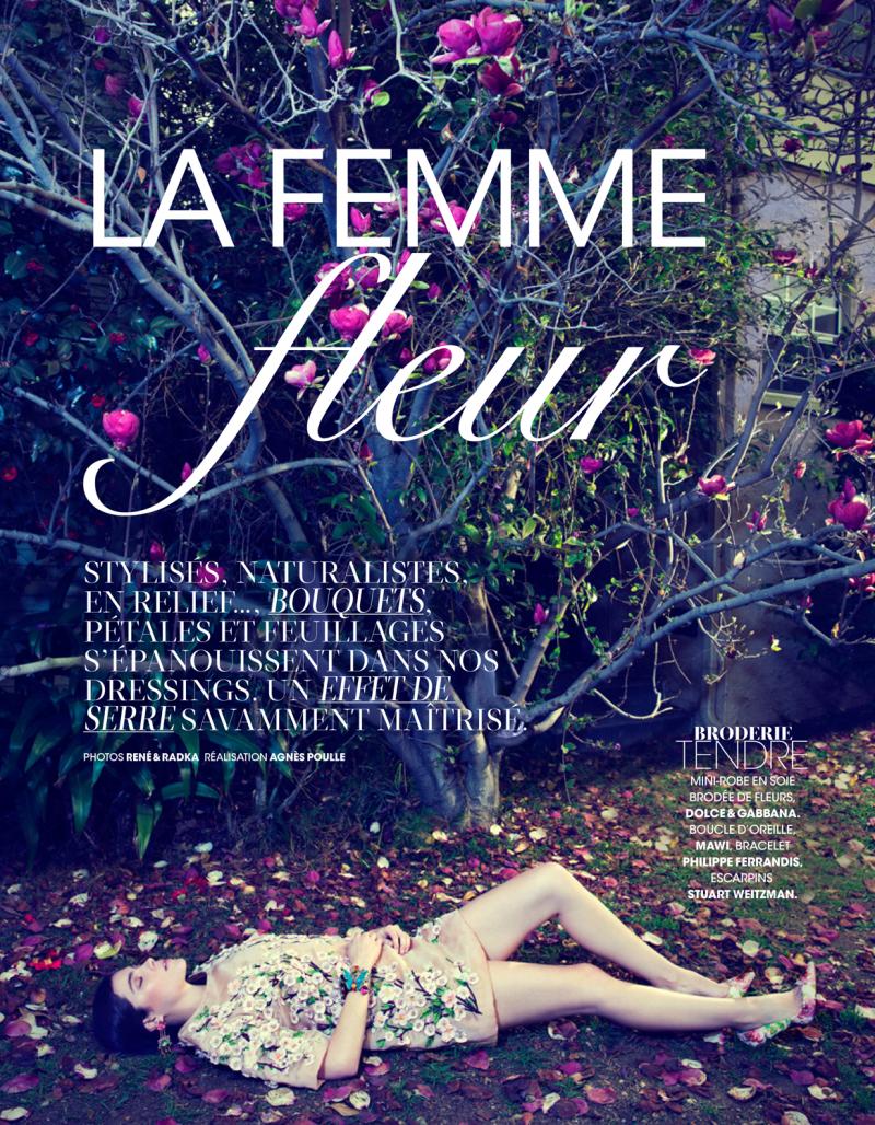 La femme fleur-1A