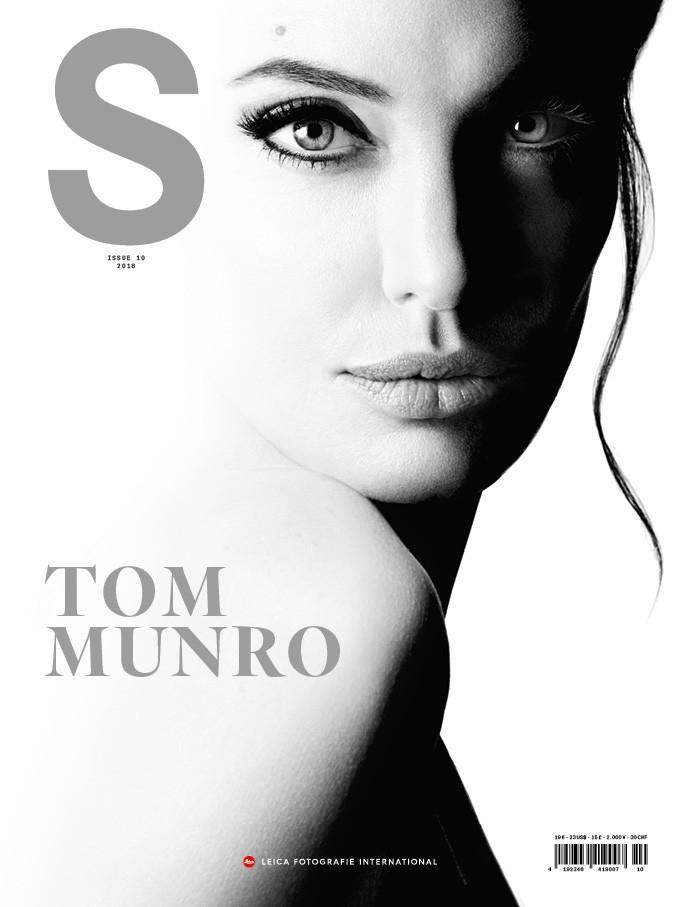 Leica-S-Magazine-10-Tom-Munro-Cover-ANGELINA-JOLIE-Guerlain-Mon-Guerlain