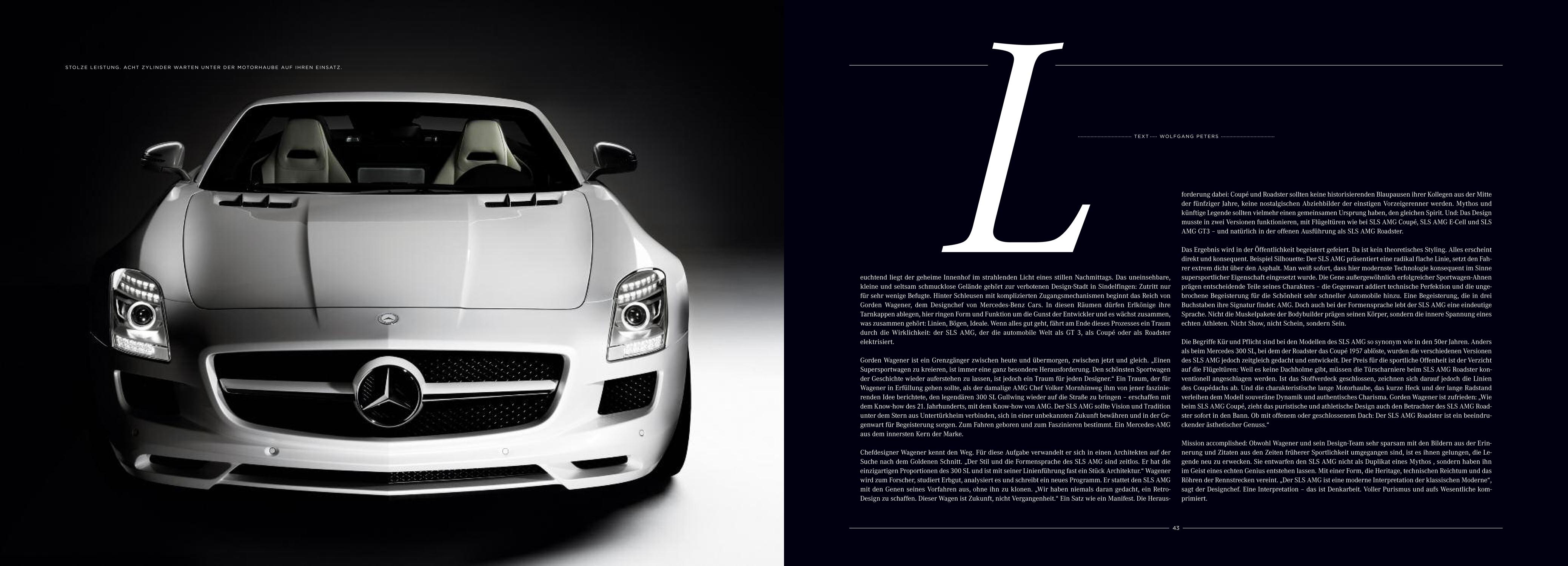 Mercedes-Benz SLS AMG - René Staud | S-League